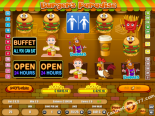 hedelmäpelit Burgers Paradise Wirex Games
