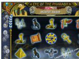 hedelmäpelit Eye of the Pharaoh Omega Gaming