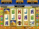 hedelmäpelit Jackpot Cleopatra's Gold RealTimeGaming