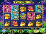 hedelmäpelit Samba Carnival Play'nGo
